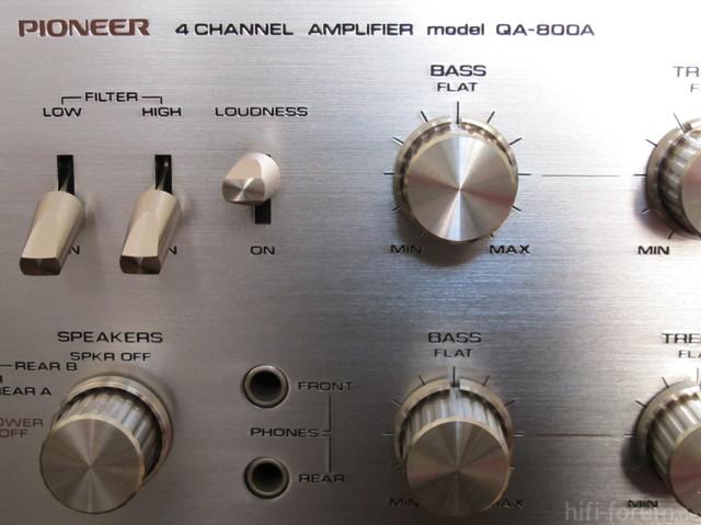 Pioneer Qa-800a