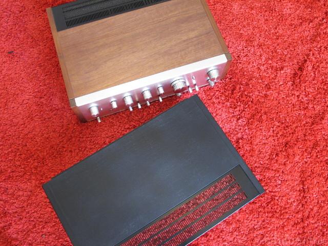 Woodcase Pioneer Qa-800a Und Pioneer Sa-8100