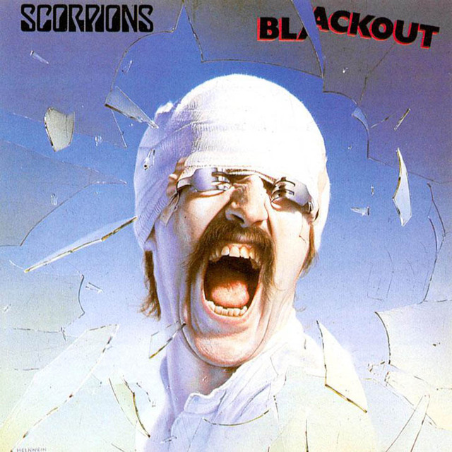 Scorpions Blackout Frontal