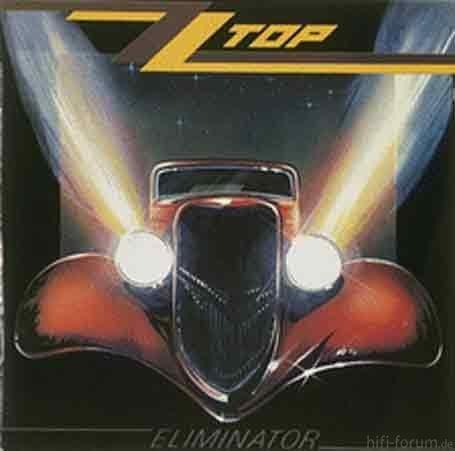 ZZ Top Eliminator 1983