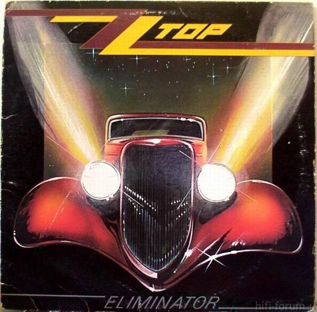 ZZ+Top+ +1983+ +Eliminator