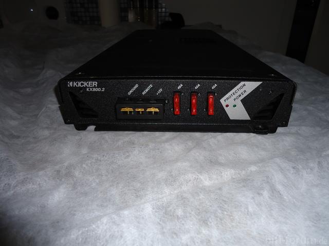 Kicker KX 800.2