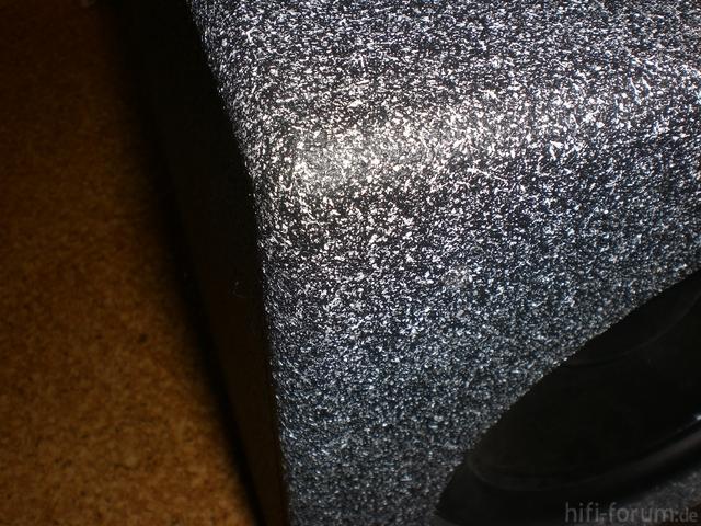 Steineffektlack mit hohem sandanteil sonstiges hifi forum - Steinoptik farbe ...