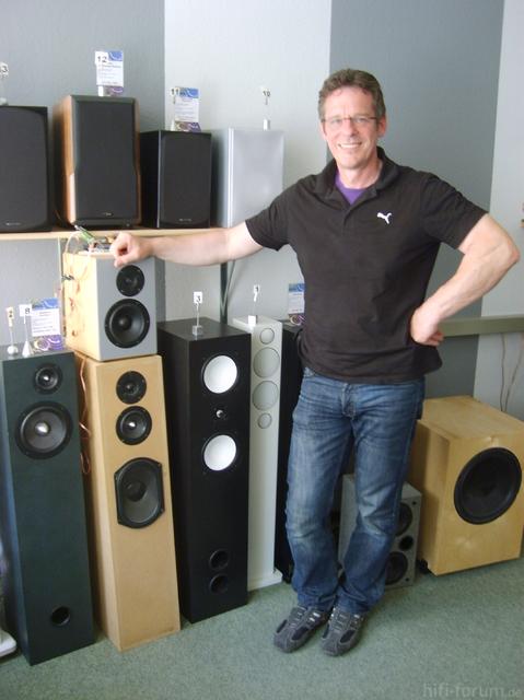 LS-Eigenentwicklung Von Akustik Art, Kiel