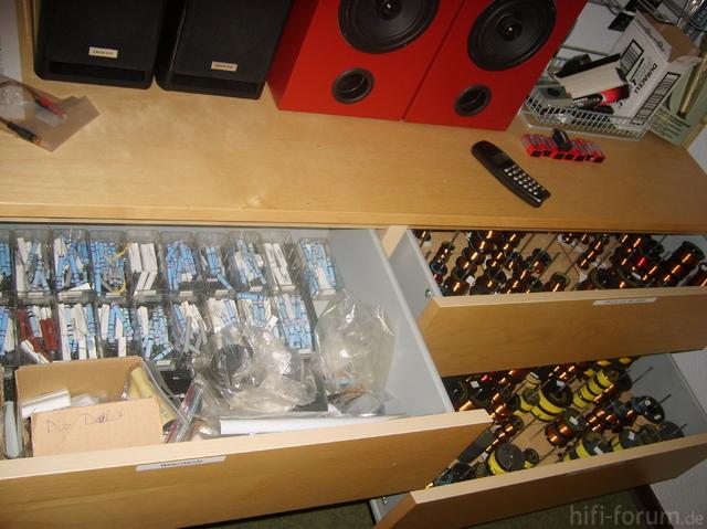 Weichenbauteile, Akustik Art Kiel