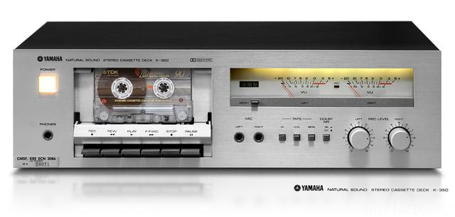 Yamaha K-350