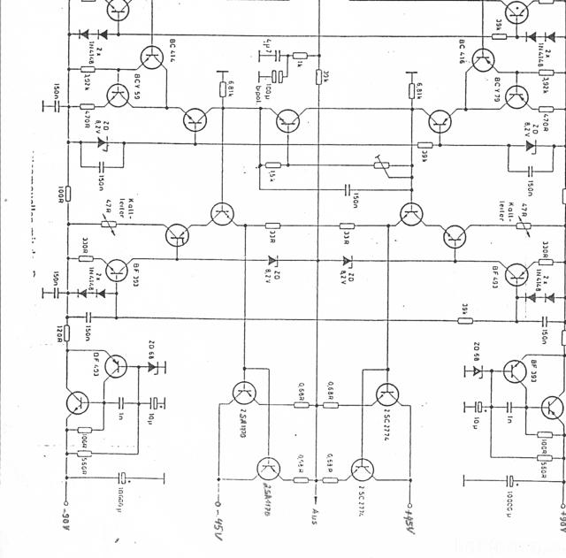 schaltplan f r audio connection quintestenz elektronik. Black Bedroom Furniture Sets. Home Design Ideas