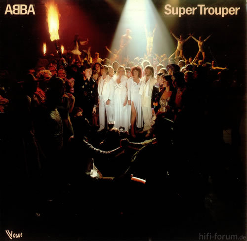 Abba Super Trouper 452667