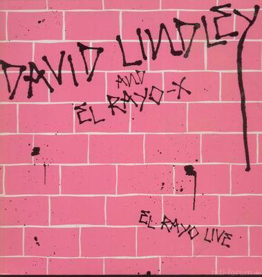 David Lindley And El Rayo X Live