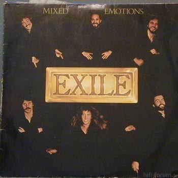 Exile Mixed Emotions