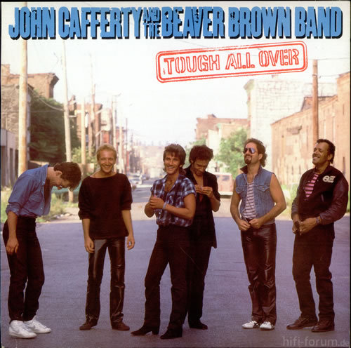 John Cafferty And The Be Tough All Over 518429