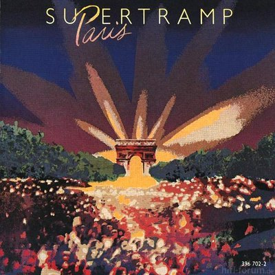 Supertramp Paris F
