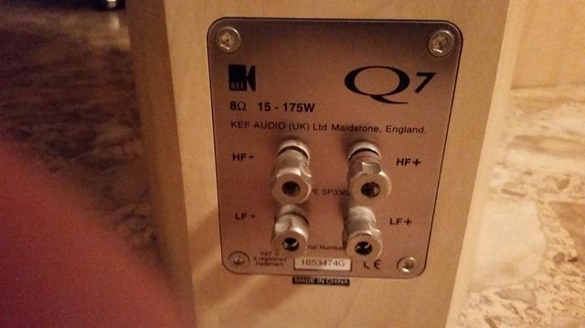 Kef Q7