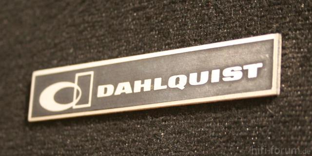 Dahlquist DQ10a - Emblem