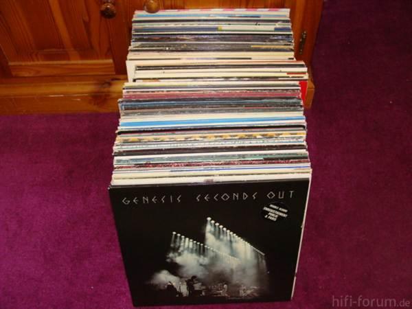 111 Rock Prog Pop Langspielplatten 7080er Jahre
