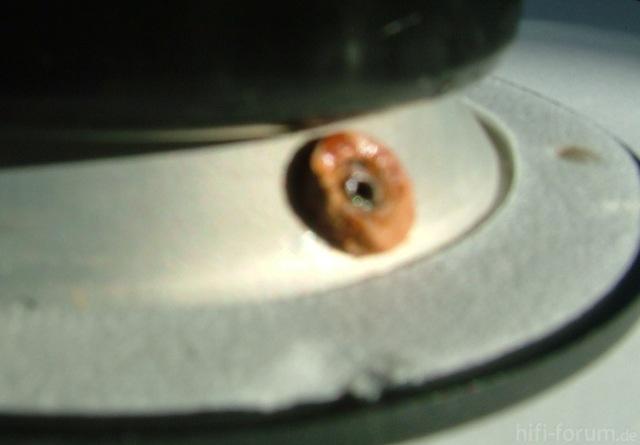 RFT Defekter Lötanschluss