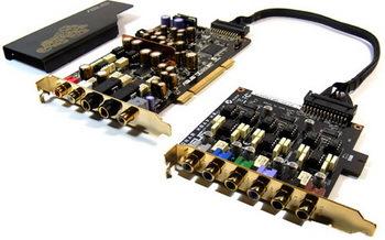 Asus Xonar Essence St+H6 Board