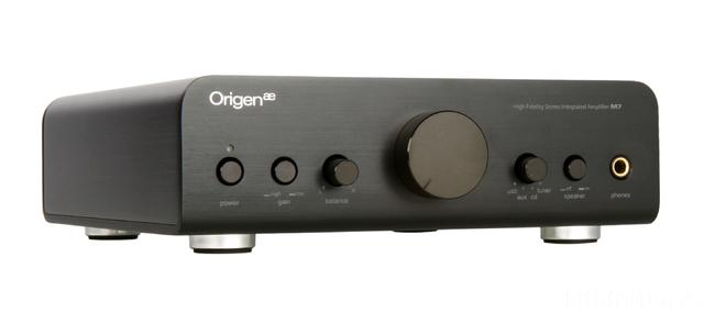 OrigenAE M7 Frontansicht