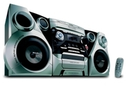 Philips MP3 Mini Hi Fi System FWM35 0