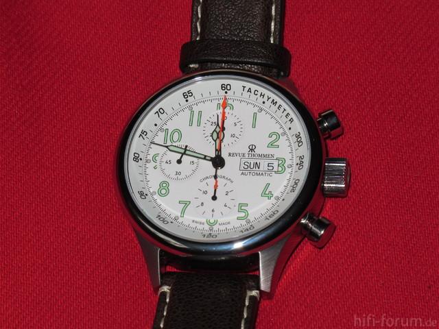 Revue Thommen Chronograph ETA 7750