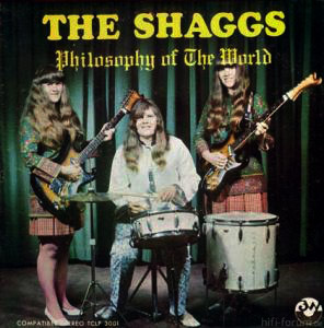 Shaggs 1969 Philosophy Of The World