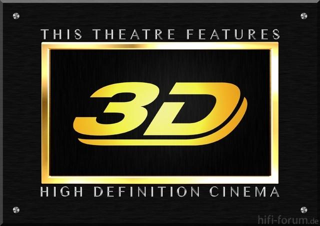 3D Hifi Schild