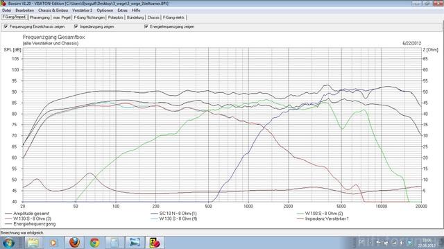 Amplitude 2tieftöner 2