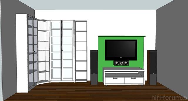 Planung Wohnzimmer