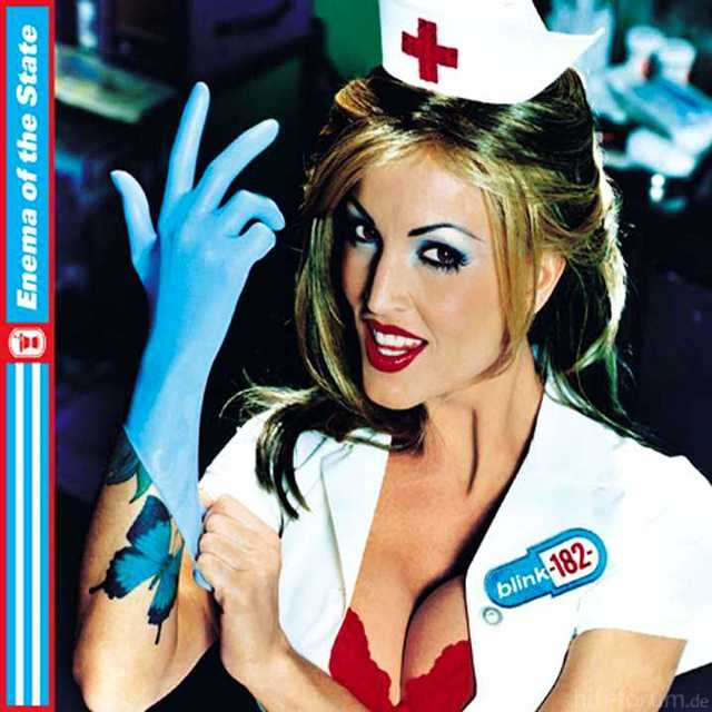 Blink 182 Enema Of The State Front