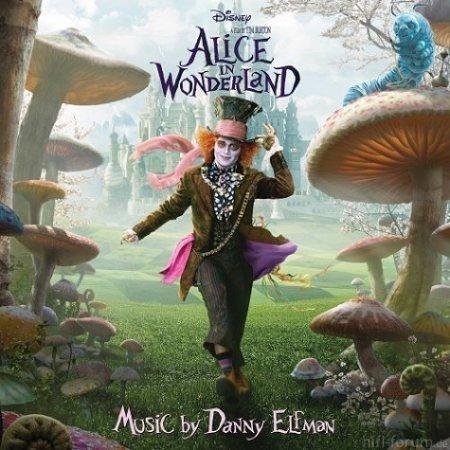 Danny Elfman Alice In Wonderla 499276