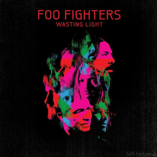 Foo Fighters Wasting Light