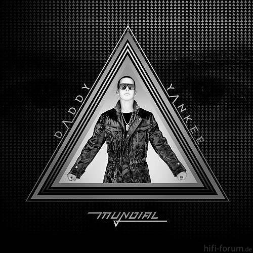 Mundial Cover Daddy Yankee