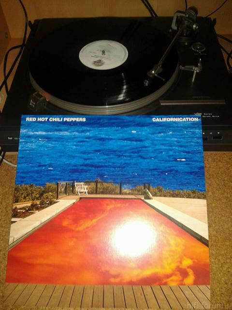 RHCP - Californication