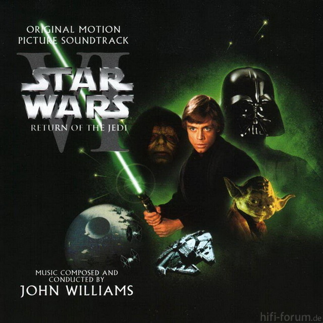 Soundtrack Star Wars Episode VI Return Of The Jedi