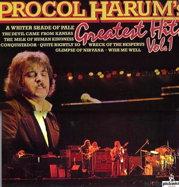 Procol Harum - Greatest Hits Vol 1