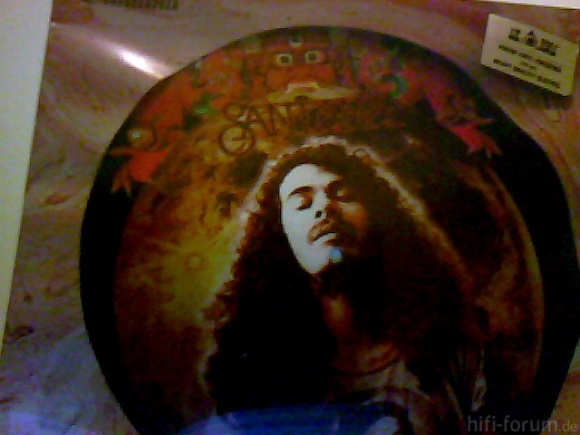 Santana Picture Disc