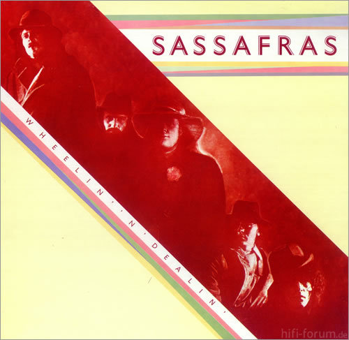 Sassafras  - Wheelin' 'N' Dealin'