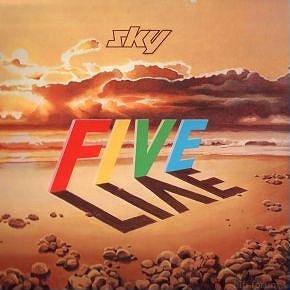 Sky - Five Live