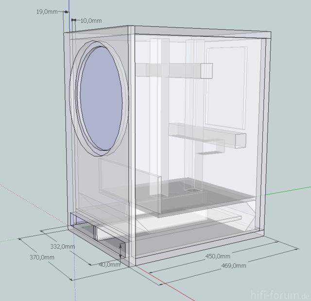 AWM 124 Planung Sketchup