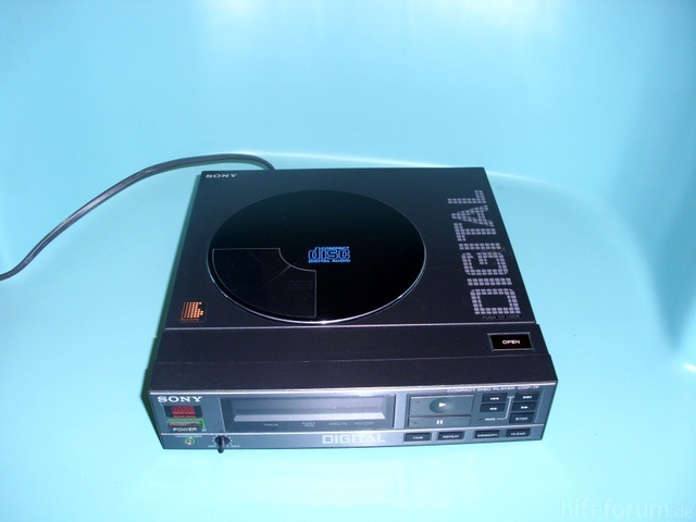 Sony Cdp 7f