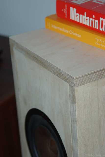 TQWT Alpair 10.1 Verleimte Box