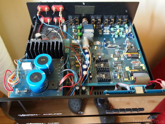 Ariston Amp