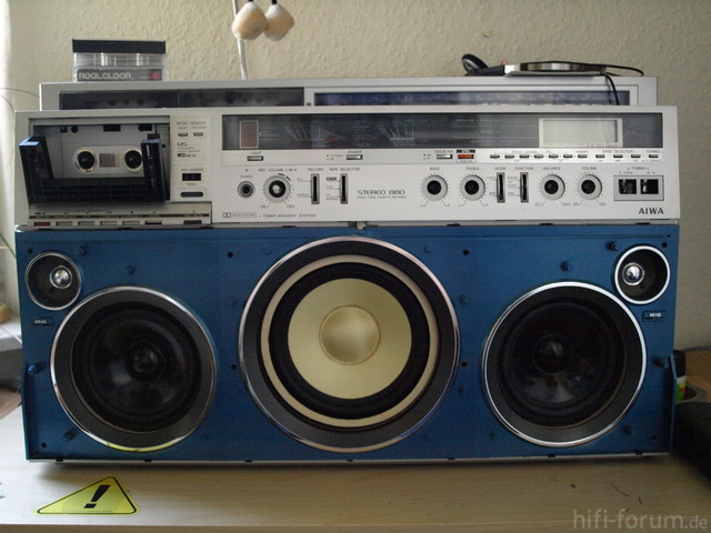 Aiwa Cs Retrofit
