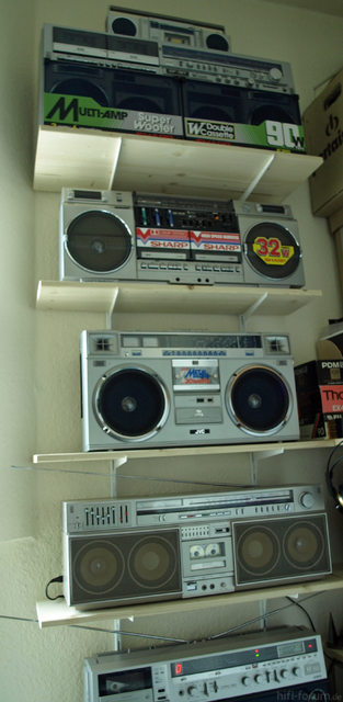 Ghettoblaster Collection 2011