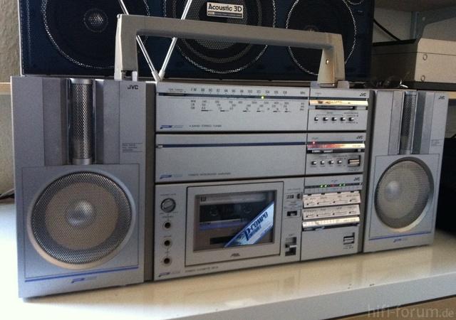 JVC Portable Combo 5   , JVC PC-5