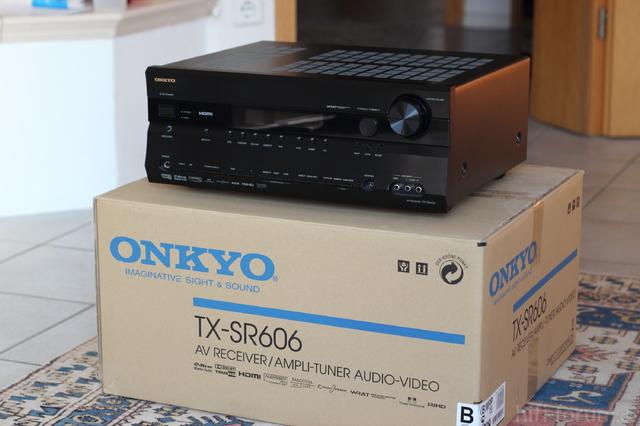Onkyo TX-SR 606 Nr1