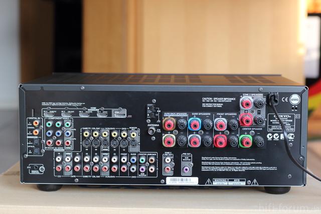 Onkyo TX-SR 606 Nr3