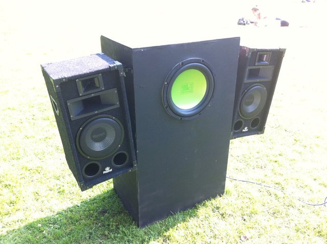 Mobile Soundsystem 3.0