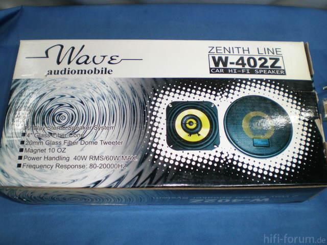 Wave Audiomobile