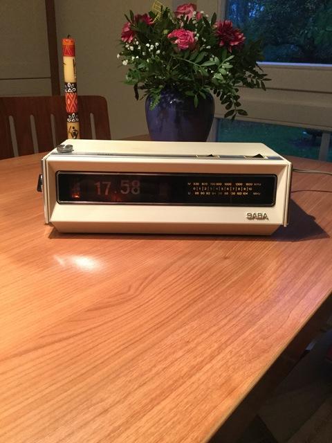 saba clock g